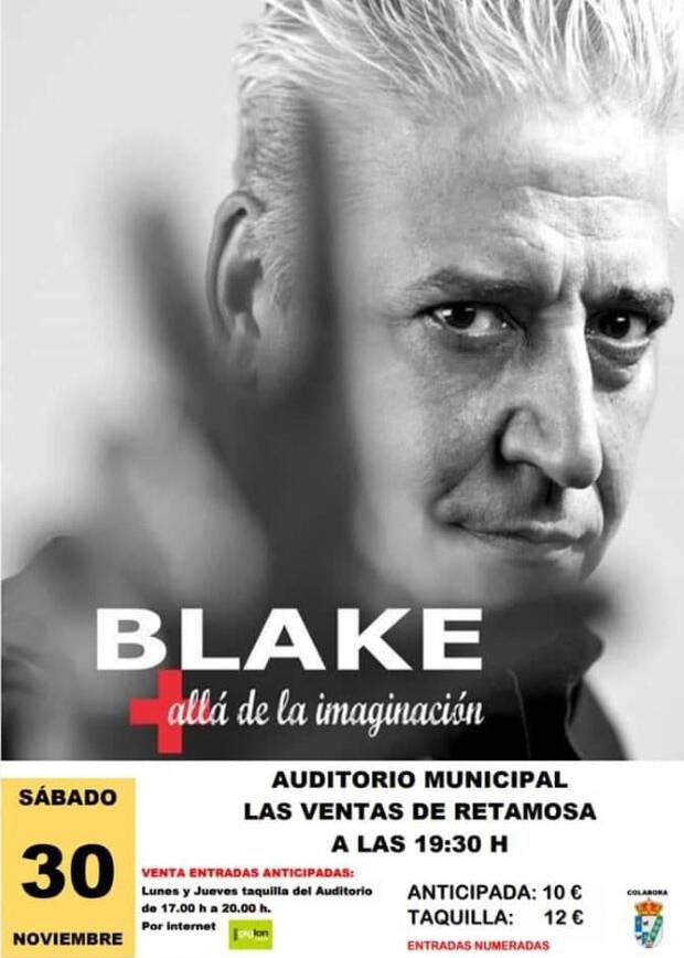 Blake + allá de la imaginación